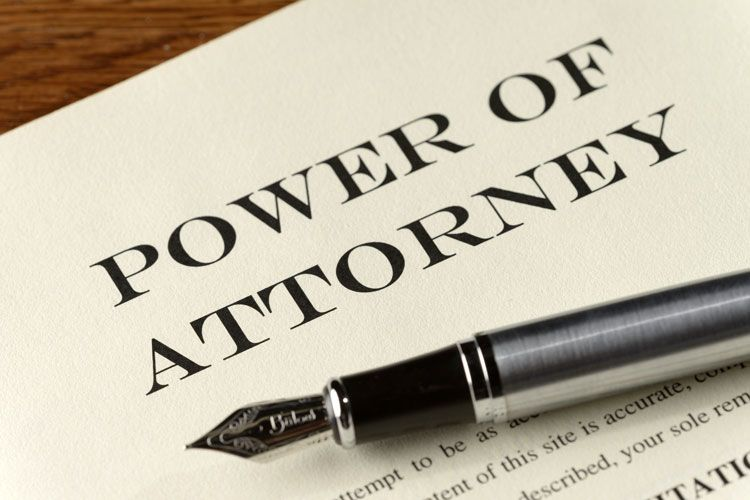 power of attorney UAE